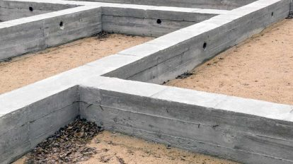 Этапы строительства фундамента, строительство фундамента дома, строительство фундамента